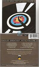 THE EAGLES greatest hits vol 2 CD ALBUM remastered     hotel california