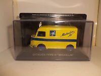 "Atlas Citroen Type H ""Michelin Van  MINT BOXED"