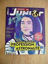 SCIENCE & VIE JUNIOR  N° 379  - MARS  2021  /  PROFESSION  ASTRONAUTE