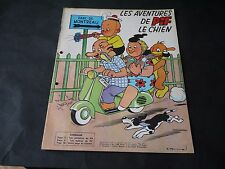 ARNAL LES AVENTURES DE PIF LE CHIEN 2EME SÉRIE 1957 N°15