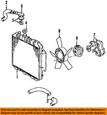 Chevrolet GM OEM 01-04 Tracker-Engine Water Pump 91177757