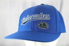Minnesota Timberwolves Blue NBA Baseball Cap Snapback