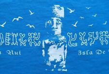 "Easter Island ""Rapa Nui"" ""Isla de Pascua"" T-shirt ...with free shipping... ! ! !"