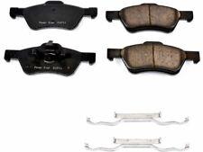 For Mazda Tribute Disc Brake Pad and Hardware Kit Power Stop 54251JS