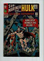 Tales to Astonish #76 Marvel Comics Hulk & Sub-Mariner Silver Age