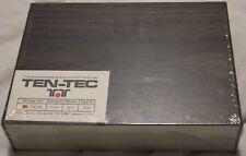 Vintage Ten-Tec Aluminum Project Box Enclosure Case Electronic DIY - Large