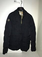 Cappotti e giacche da uomo blu marca Museum  e6cb0d080b38