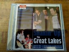 RARE ELVIS PRESLEY CD - SHAKIN' UP THE GREAT LAKES - FORT BAXTER
