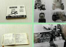Holder Park 30 70 Traktor Bedienungsaneitung Betriebsanleitung Manual 1988