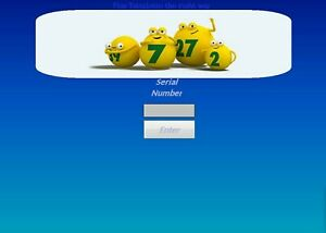 KLODS LITE TATTSLOTTO lotto oz POWER SYSTEM Lottery software
