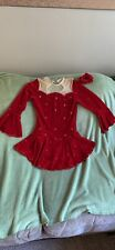 Girls Ice Skating Competition Dress size 16
