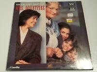 Mrs. Doubtfire - Laserdisc LD - Sally Field Robin Williams 2 Disc set