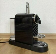 DeLonghi Nespresso CitiZ Black schwarz + Rechnung v. 11.7.19 inkl. Garantie TOP!