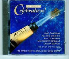 (HJ714) Opera Celebration!, 19 tracks various artists - 1993 CD