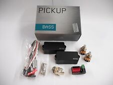 EMG ACTIVE P BASS SET SOLDERLESS BLACK