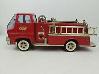 VINTAGE TONKA TURBINE PUMPER RED FIRE TRUCK PRESSED STEEL METAL TOY ORIGINAL