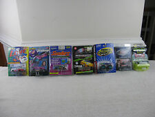 Lot of 7 Die cast vehicles~Rev Kids~Road Champs~Sizzlers~Texaco~Misc~1:64 Scale