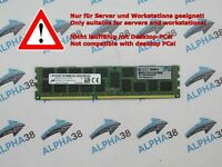 Micron 8 GB DDR3 1333 PC3-10600R MT36JSF1G72PZ-1G4 RAM ECC Server Speicher