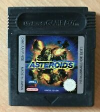 Asteroids ## Nintendo Game Boy
