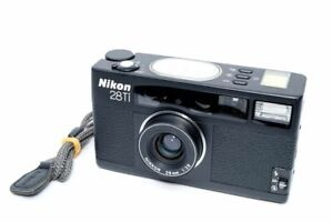 [MINT] Nikon 28 Ti Point & Shoot 35mm Compact Film Camera From JAPAN #210718