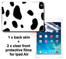 Pattern Dalmatian SKIN STICKER COVER and 2 protected films Apple for iPad Air