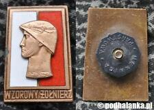 Perfect Soldier - Bronze - Polish Army