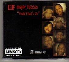 (BO24) Major Figgas, Yeah That's Us - 2000 CD