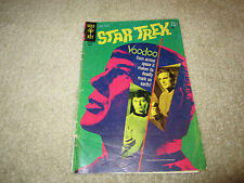ORIGINAL STAR TREK #7 BEAUTIFUL SEE MY OTHERS!!! AWESOME SPOCK COVER!!!