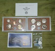 2020 S Us Mint 10 Coin Proof Set plus Westpoint Jefferson Nickel + Coa
