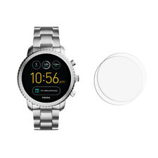 2 x New Fossil Q Explorist (3.Gen) Screen Protector Cover Guard