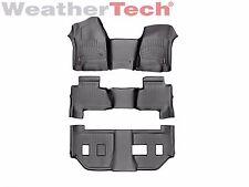 WeatherTech OTH FloorLiner for Chevy Suburban/ GMC Yukon XL - 2015-2018 - Black