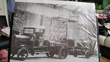 Tower wagon  Black & White Photo number 18 ebay uk troleybus