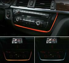 Led Dual Color AC/radio Trim Retrofit For BMW 3 4 Series F30 F31 F34 F32 M3 M4