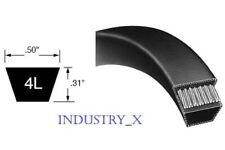 4L Power Transmission V-Belt - 1/2