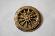 WW1 CEF British Canadian Drivers Badge Brass