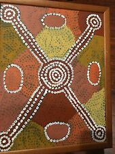 Billy Stockman Tjapaltjarri  Original Listed Artist Painting