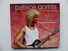 CD Album PATRICE GOMIS & THE PEACE ORCHESTRA Following