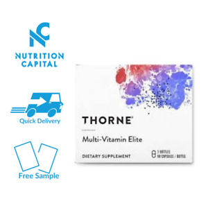 Thorne Research Multi Vitamin Elite