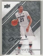 Andre Roberson 2013-14 Upper Deck Exquisite Rookie Auto 64/75