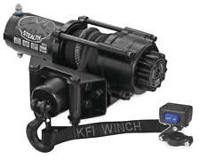New KFI 2500 lb Stealth Winch & Mount 2016 Can-Am Renegade 570 G2 ATV