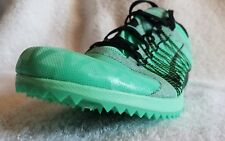 NIKE ZOOM VICTORY XC 3 SPIKES TRACK FIELD MENS SIZE 13 GREEN GLOW