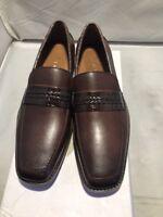Javi Moza Men's Loafers  size 9 brown