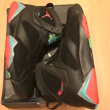 Nike Air Jordan Retro 7 Barcelona Nights UK10 RARE Bred Gamma NMD yeezy boost