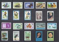 E692 Dominica / A Small Collection Early & Modern Umm  Lhm & Used