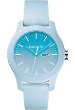 Lacoste 2000989 12.12 Women's Watch Light Blue 38mm Resin