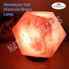 Himalayan Salt Lamp Christmas Gift Bright Light