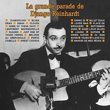 CD La Grande Parade De Django Reinhardt