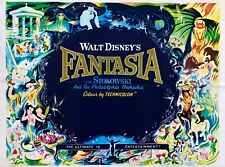 16mm A WORLD IS BORN (FANTASIA)-1940, WALT DISNEY 800' cartoon short film.