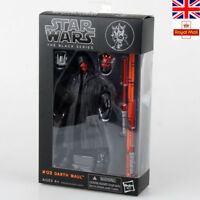 The Black Series Darth Maul Star Wars PVC Action Figure Collectible Model Toys