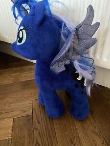My Little Pony Princess Luna Build a Bear Soft Plush Toy Large.